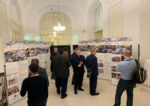 Retrofit of Historic Buildings Traveling Exhibit
