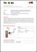 INFO Sheet A02: Reference System, Austria Conventional heating system for single-family house