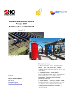 IEA SHC Task 49/IV - Deliverable B6 - Integrating Solar Heat into Industrial Processes (SHIP)