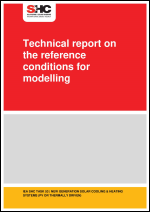 Technical report on the reference conditions for modelling