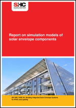 Report on Simulation Models of Solar Envelope Components