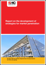 Report on the development of strategies for market penetration